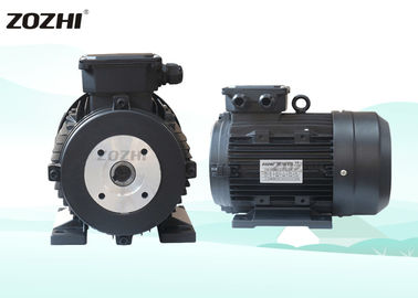 Female Shaft 3 Phase Electric Motor 400 Volt 5.5hp 4kw 1400rpm 24mm Energy Saving