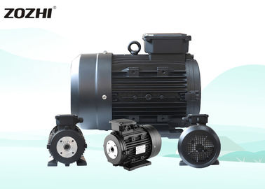 Female Shaft 3 Phase Hollow Motor 7kw 9.5hp 400 Volt Die Cast Aluminum Material