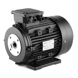 Die Cast Aluminium 5.5kw 7.5hp 1450rpm Hollow Shaft Motor