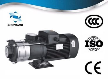 Çin 2-6 Stage Horizontal Multistage High Pressure Centrifugal Pump For Reverse Osmosis System Distribütör