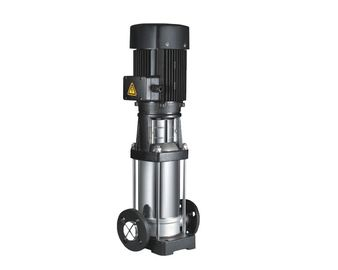Çin 1HP Multistage Centrifugal Pump / 4 Stage Industrial Water Pumps With 90 L/Min Max Flow Distribütör